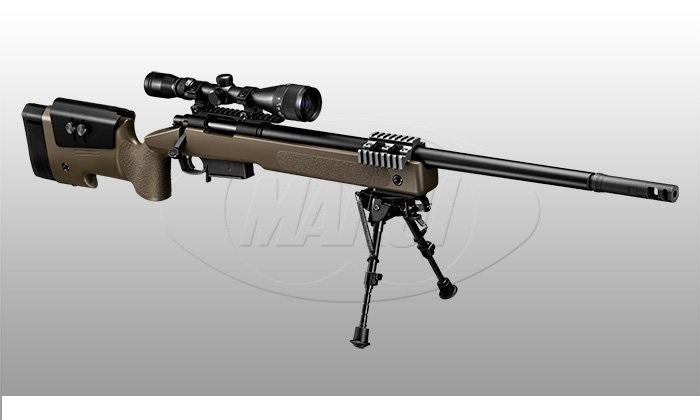 東京マルイ M40A5 FDE ボルトアクションライフル