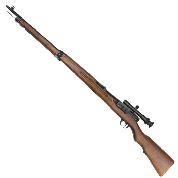 【予約品】【2019年6月発売予定】S&T 九七式狙撃銃 ボルト式エアーコッキング【エントリーで最大P22倍】