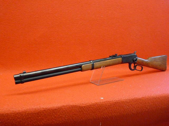 マルシン・ガス6mmMAXI ウインチェスターM1892 ブラック ウオールナット仕様