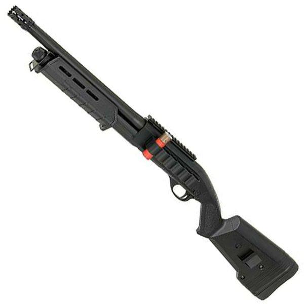 Remington MAGPULフォアグリップType M870 タクティカル 固定ストック ショートアウター エアーショットガン
