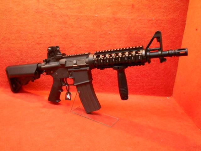 東京マルイ ガスブローバックライフル M4 CQBR BLOCK1