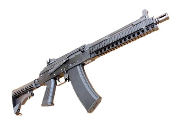 KSC・ガスブローバックライフル KTR ソウドオフ System7