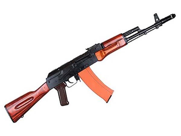 GHK AK74 ガスブローバックライフル