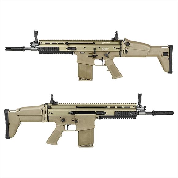 CyberGun/VFC ガスブローバック FN SCAR-H FDE