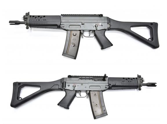 GHK ガスブローバックライフル SIG553