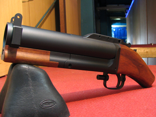 【エントリーでポイント10倍】CAW・U.S. M79 ソウド・オフ 40mmグレネードランチャー
