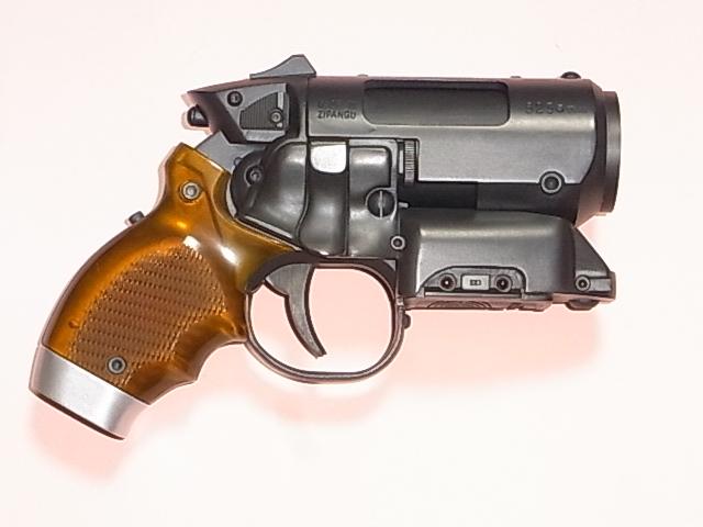エルフィンナイツ 高木式 十九年乙式 爆散拳銃 40mm 榴弾擲弾筒 ブラスター グレネードガン