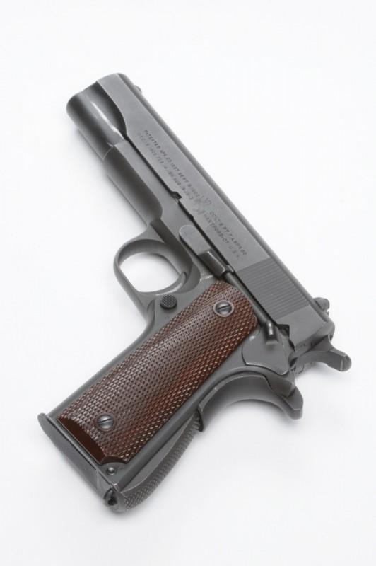 TANIO-KOBA/MULE: ブローバックモデルガン GM-7.5 ガバメント M1911A1 ミリタリー