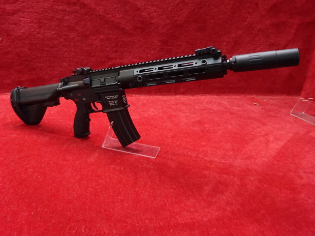 AD・フルメタル電動ガン HK416D レミントンタイプ