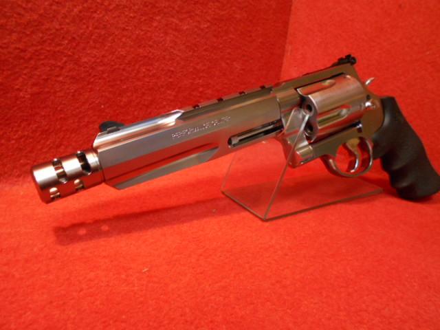 タナカ発火型モデルガン S&W M500 パフォーマンスセンター 6.5inch ステンレス Version2