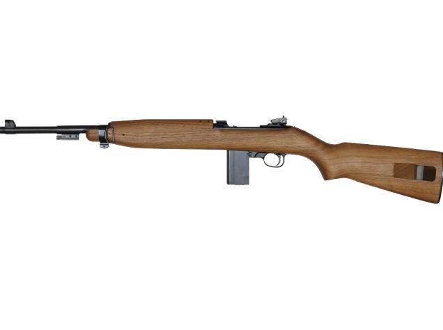 タナカ・モデルガン・U.S.M1カービン VER2