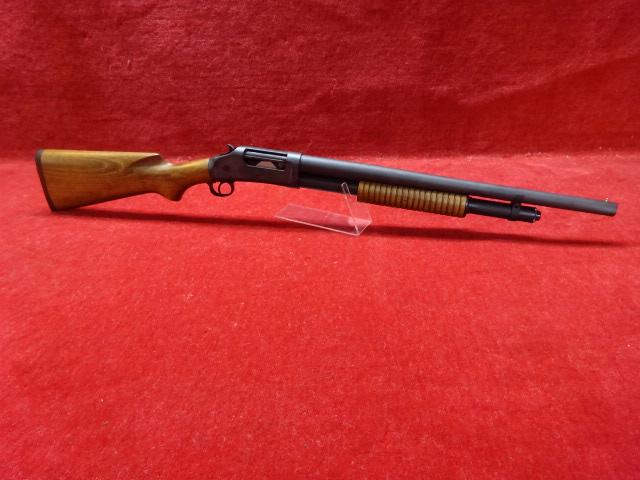 タナカ モデルガン ウインチェスター M1897 ライオットガン20インチ Ver2