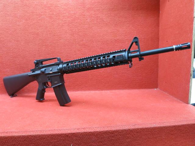 ADフルメタル電動ガン・FN M16A4 RAS 電動ガン