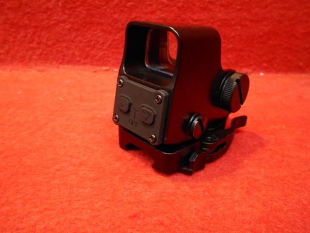 ホログラフィックサイト QDマウント (レーザー照射タイプ・254)
