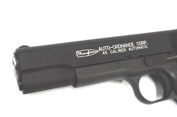 オートオーディナンス刻印 メタルスライド一式 M1911A1ガバメント用