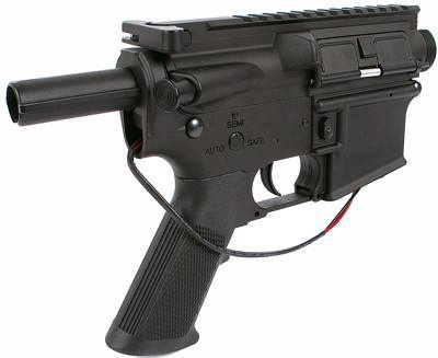 M4メタルレシーバー&メカボックス&グリップ&モーター コンプリートキット【エントリーで最大P22倍】