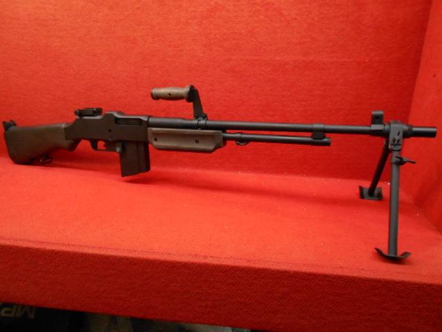 【送料無料対象外】S&Tフルメタル木製ストック電動ガン・BAR M1918A2 電動ガン【エントリーで最大P22倍】