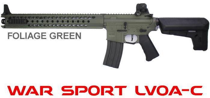 KRYTAC(クライタック)WARSPORT LVOA-C FG(WAR SPORT社正式ライセンス商品)カラー:フォレッジグリーン【エントリーで最大P22倍】