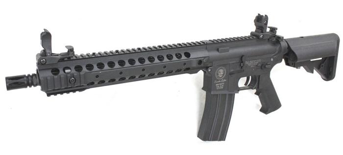 S&T M4 URX3.1 12インチRAS COLTハイダー バッテリー&チャージャーセット