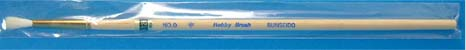 BUNSEIDO HB204 hobby brush No.0 (inside) (model paint handwriting)
