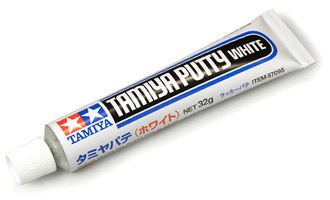 TAMIYA Tamiya Putty (White) #87095