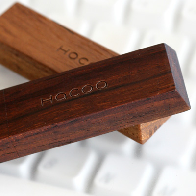 ■ as cute as candy wood USB Flash memory 8 G 'Chocolat' Chocolat interesting USB / Scandinavian design