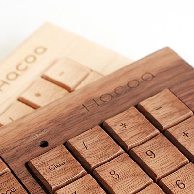 ?木でできたキーボード「Full Ki-Board」