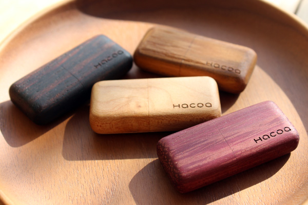 ■ name put your gift! funny and cute wooden USB Flash memory 8 GB 'Tablet (Tablet) and Scandinavian design