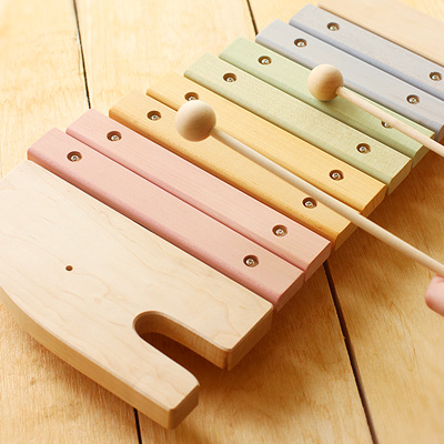 ■木琴「NIHONシリーズ エレファント シロフォン」