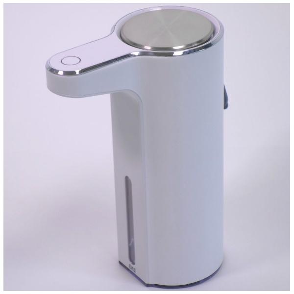 清潔 35%OFF おしゃれ ソープディスペンサー 自動 オート センサー付き キッチン ハンドソープ EKO EK6088L-WH アロマソープディスペンサー オートソープ イーケーオー 評判 液体ソープ エコ ホワイト