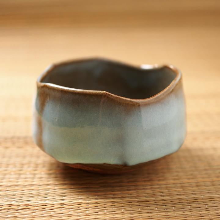抹茶碗 益子風 美濃焼 日本製 抹茶茶碗 茶道 新品 送料無料 国際ブランド