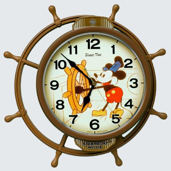 f4076cc274 ... 送料無料☆セイコークロックSEIKO振り子掛け時計「DisneyTime(ディズニータイム)ミッキー」 ...