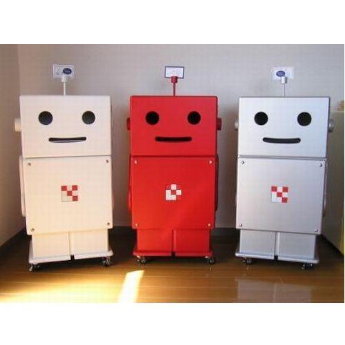 収納ロボ ロビット Robit ロボット 収納家具 おもちゃ箱 本棚 子供部屋 インテリア