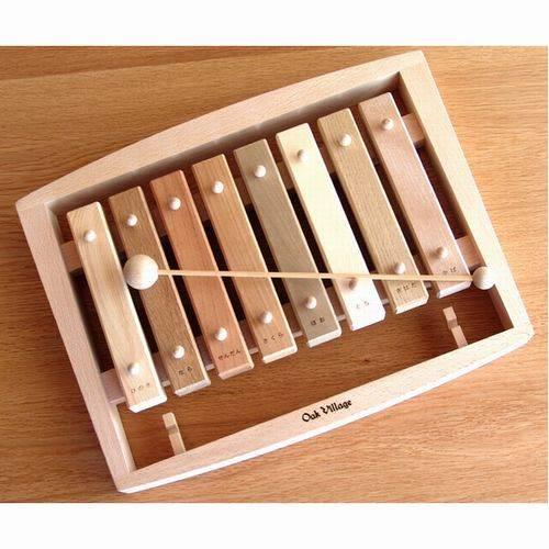森の合唱団 木琴 楽器 木のおもちゃ 出産祝い 1歳 2歳 3歳 誕生日 プレゼント 日本製