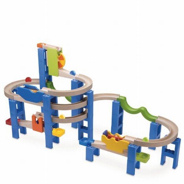 トリックストラック スパイラルコースター 玉転がし スロープ 木のおもちゃ 3歳 4歳 5歳 誕生日 プレゼント