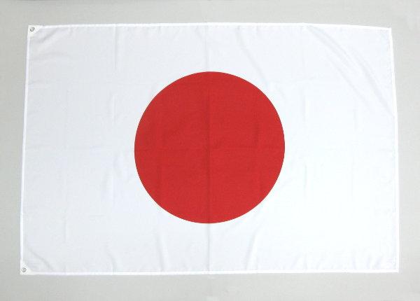 日の丸日本の国旗 テトロン 140cmX210cm