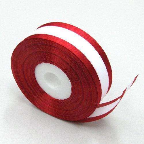 豊富な品 テープカット 式典に 式典テープカット用 幅24mm 激安 あす楽対応 耳赤人絹コハクリボンテープ