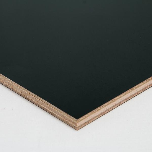 ポリ合板 (両面黒)5x900x1800(ミリ)