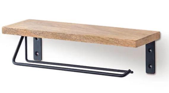 キッチン サニタリー インテリア 雑貨 トイレットペーパーホルダーM SALE 送料無料 POSH 41283 ポッシュリビング LIVING 市販
