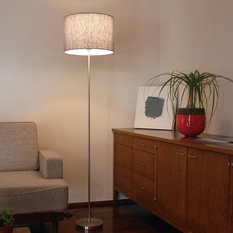 【送料無料】フロアランプ 1灯 フォスキア LF4469 ディクラッセ DI CLASSE【照明器具 間接照明 フロアライト リビング用 居間用 ダイニング用 食卓用 寝室 おしゃれ 北欧 フロアスタンド スタンドライト 電気 ベッドルーム ベッドサイド ランプ】
