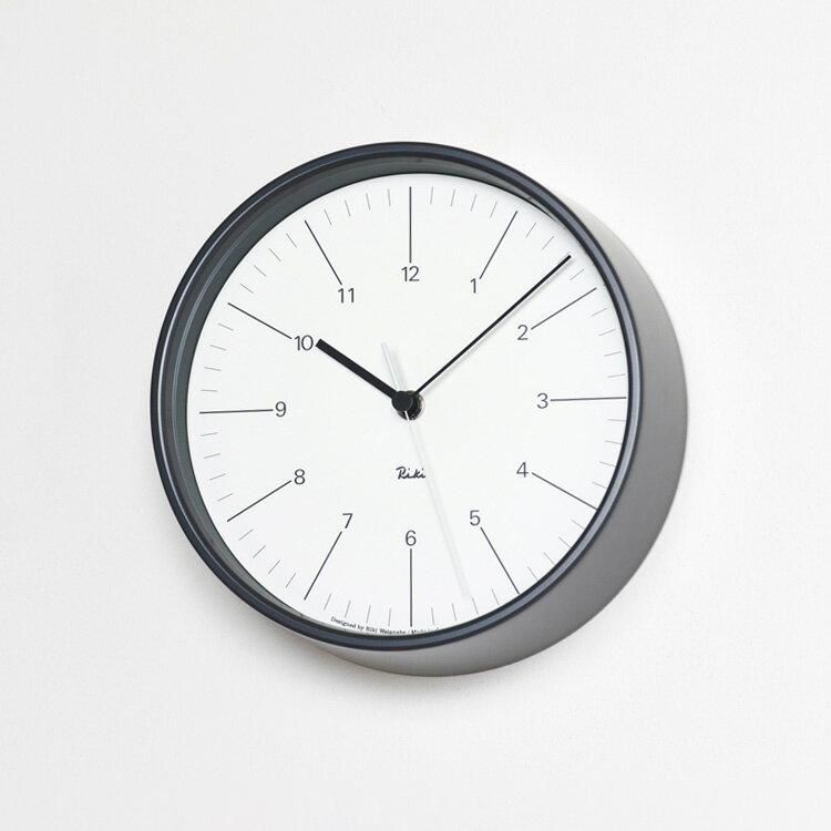 新しい到着 壁掛けフック特典有★電波時計 リキクロック RIKI STEEL CLOCK デザイナーズ WR17-10 ギフト CLOCK WR17-11【壁掛け時計 時計 掛け時計 時計 おしゃれ 壁掛け電波時計 壁掛け シンプル 北欧 渡辺力 デザイナーズ デザイン 見やすい ウォールクロック ギフト 新生活】, 王子木材緑化:f348a1be --- canoncity.azurewebsites.net