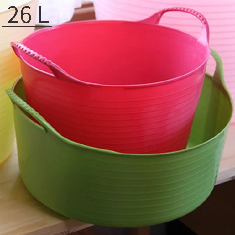 Light Green Micro Buckets BN Miniature Tubtrugs