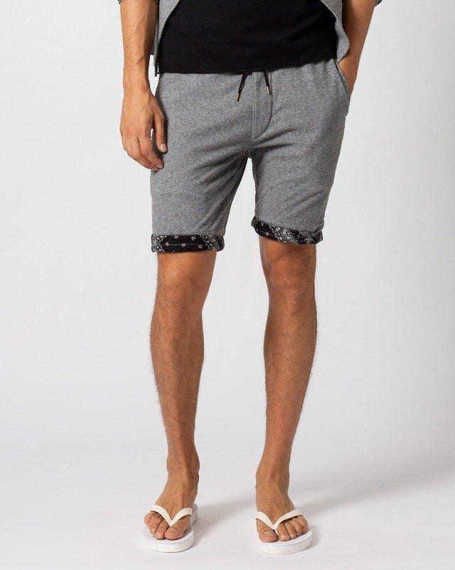 セール40%OFF メンズ wjk ダブルジェイケイ 5885 lj77m boucle summer shorts [93/t.gray] 公式通販 ショーツ 短パン