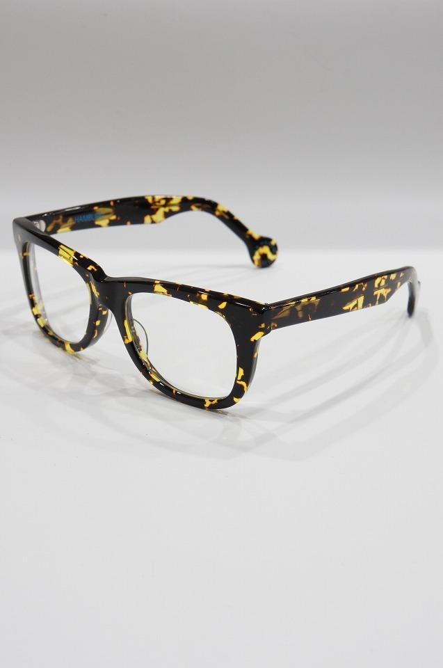 【眼鏡】VERYNERD ベリーナードVN-005 HAMBRUG/ハンブルグ [べっ甲/CLEAR LENS]【サングラス】【伊達眼鏡】
