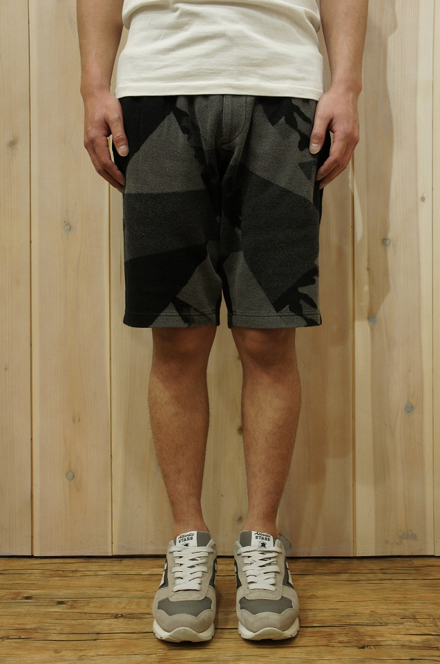 20%OFFクーポン 【セール50%OFF】【wjk】5812 jd12f jacquard patchwork shorts [97/d.gray]【ショートパンツ】【短パン】【2017SS】【SALE】【2017春夏物】【送料無料】【SS】