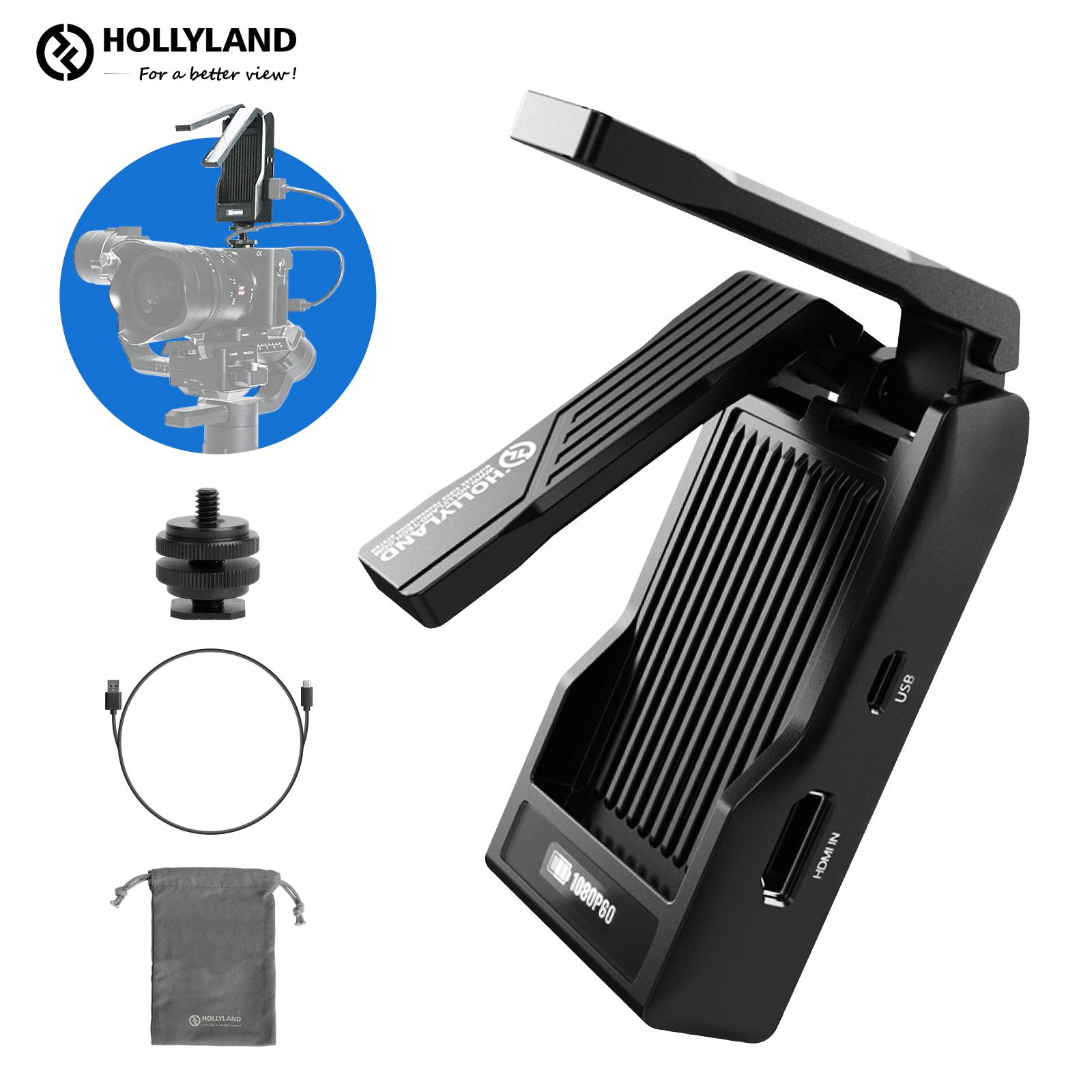 Hollyland-MarsX ワイヤレストランスミッター 高画質 低遅延 Hollyland Mars X HDMI映像ワイヤレス伝送システム 一眼レフカメラ デジカメ対応 トランスミッター 100M伝送距離 送料無料新品 60Hz スマホ タブレットに適用 0.07s低遅延 1080P HDMI入力 OLEDディスプレ 技適マーク認証日本語説明書一年安心保証 最新号掲載アイテム