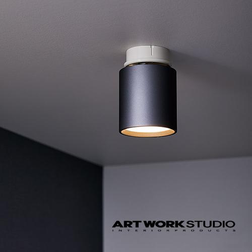 【全3色】ARTWORKSTUDIO(アートワークスタジオ):Grid-ceiling down light(グリッドシーリングダウンライト)LED電球内蔵/100W相当LED電球/照明/間接照明/ダウンライト/ライト/天井照明/インテリア/リビング/ダイニング/業務用/送料無料/AW-0552