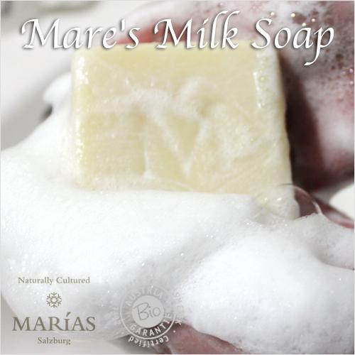 MARIASメアミルクソープ(马奶肥皂)(100克)