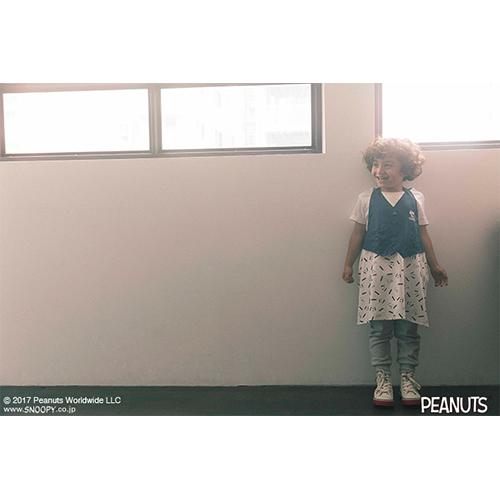 【ラッピング無料】MARLMARL マールマール:エプロン ピーナッツシリーズ 5 suppertime! Kids(キッズサイズ 100-110cm)お食事エプロン/誕生日祝い/キッズ/男の子/専用ケース入り/プレゼント/ピーナッツ/スヌーピー/送料無料