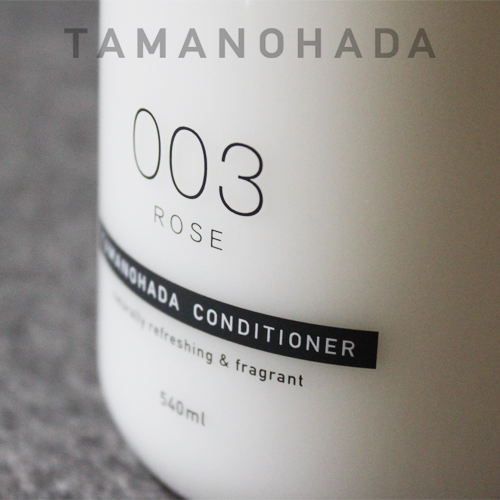 TAMANOHADA タマノハダ 髪の自然治癒力を活かして 髪をもっと健やかにするコンディショナー TAMANOHADAコンディショナー ノンシリコン ノンシリコンリンス 国際ブランド 最新アイテム 玉の肌 540ml ノンシリコンコンディショナー